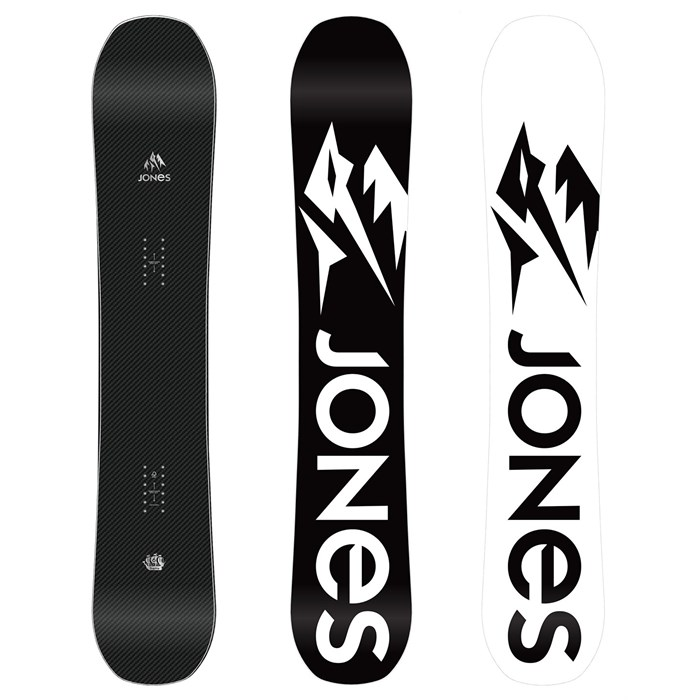 Jones - Carbon Flagship Snowboard 2014