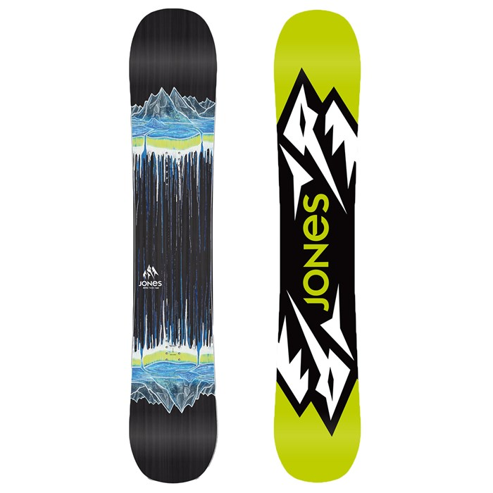 Jones - Mountain Twin Snowboard 2014