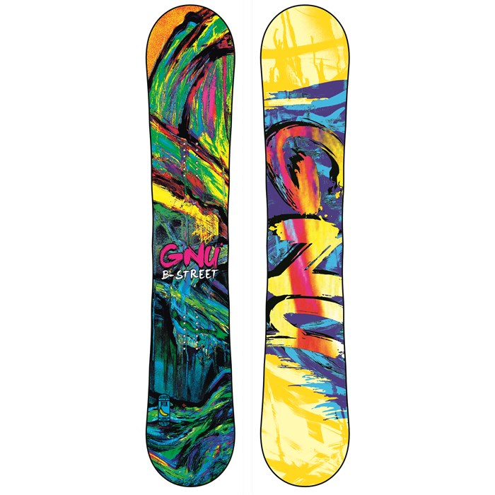 GNU - B-Street BTX Snowboard - Women's 2014