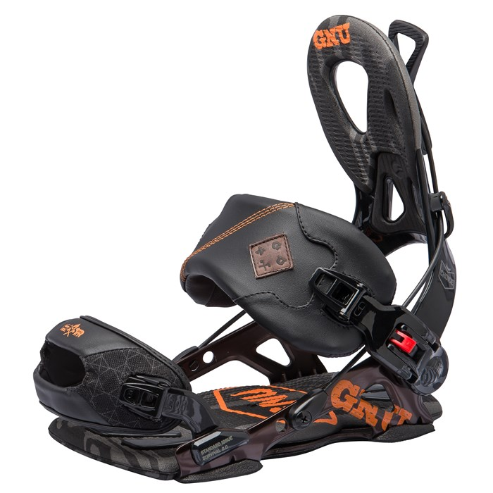 GNU - Choice Snowboard Bindings 2014