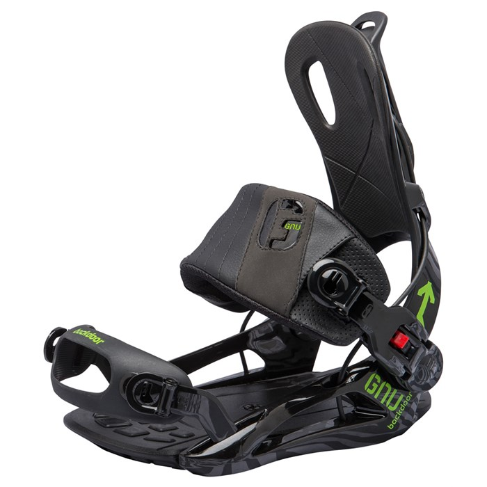 GNU - Backdoor Snowboard Bindings 2014