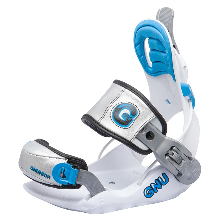 GNU - Gnunior Snowboard Bindings - Kid's 2014