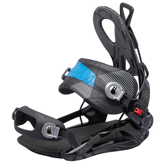 GNU - B-Real Snowboard Bindings - Women's 2014