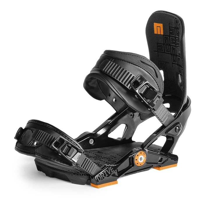 Now - Drive Snowboard Bindings 2014