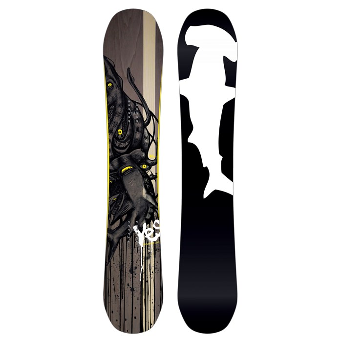Yes. - Pick Your Line Snowboard 2014