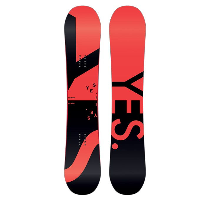 Yes. - Jackpot Snowboard 2014