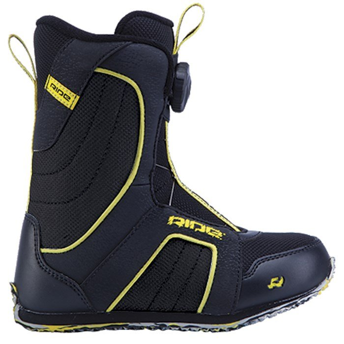 Ride - Norris Boa Snowboard Boots - Little Kids' 2015