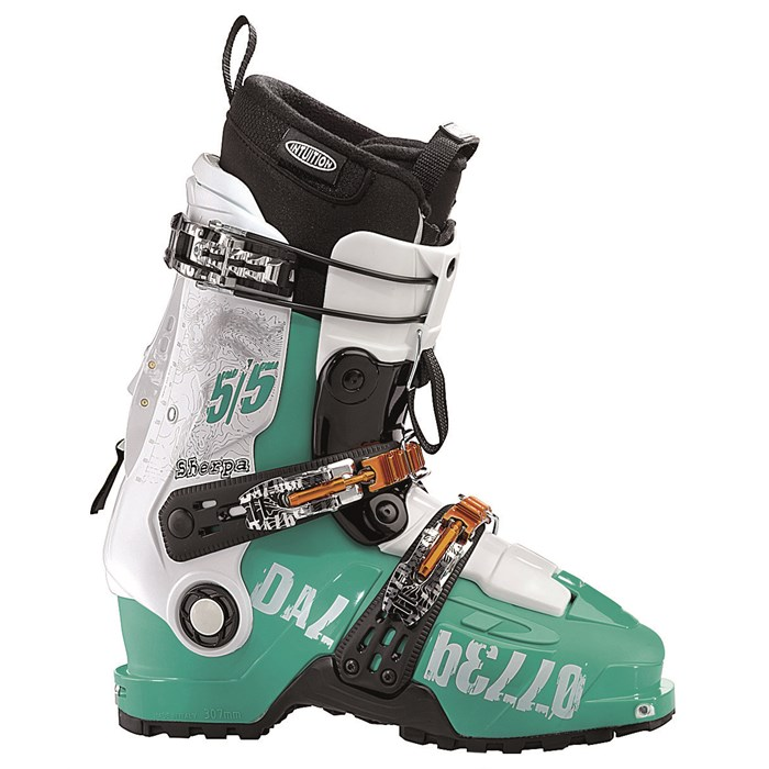 Dalbello - Sherpa 5/5 ID Alpine Touring Ski Boots 2014