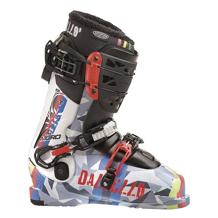 Dalbello Il Moro T Id Ski Boots 2014 Evo