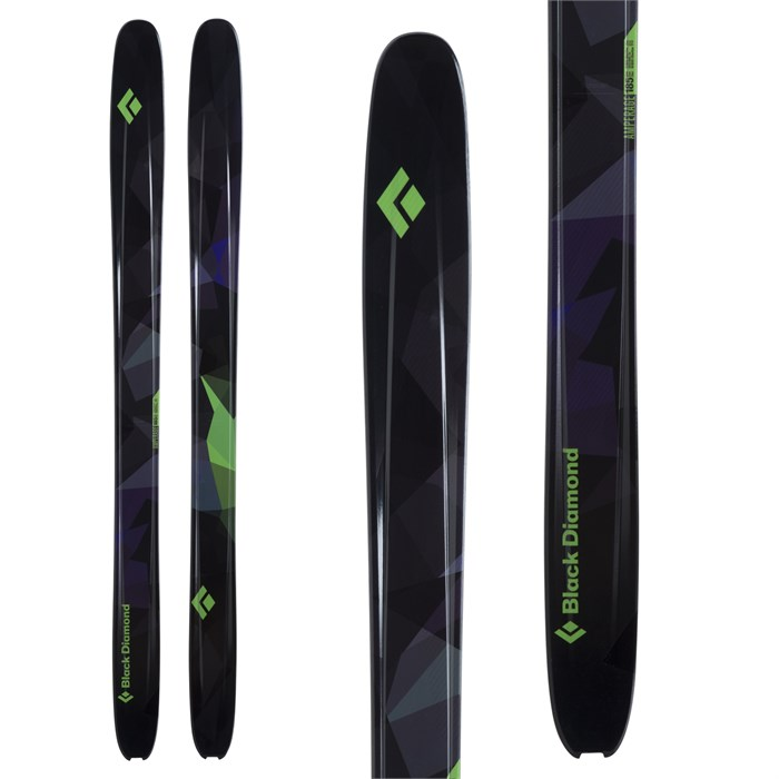Black Diamond - AMPerage Skis 2014