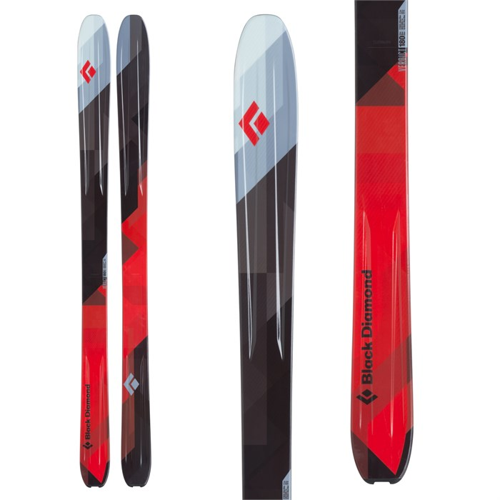 Black Diamond - Verdict Skis 2014