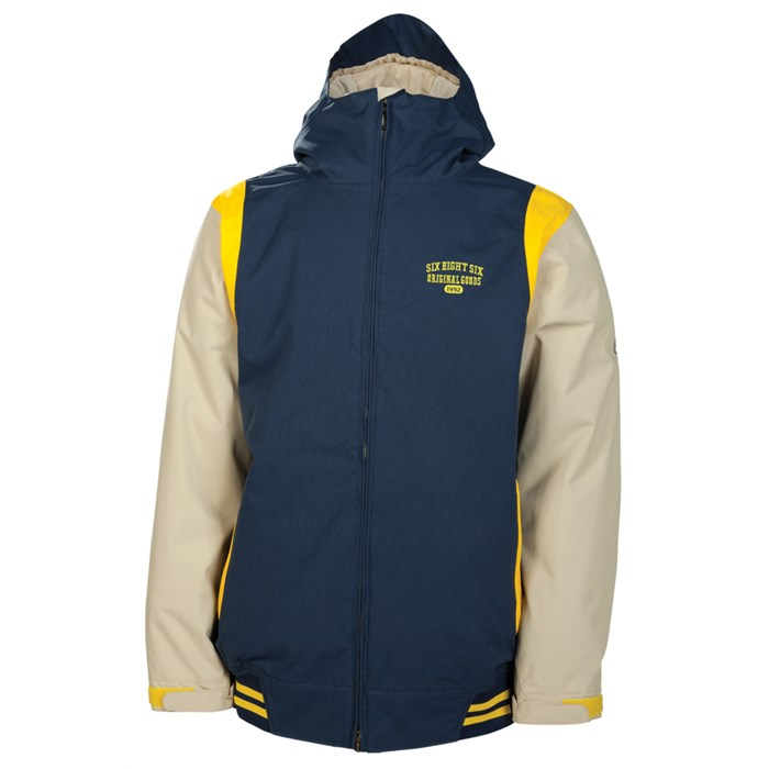 686 - Mannual Varsity Insulated Jacket