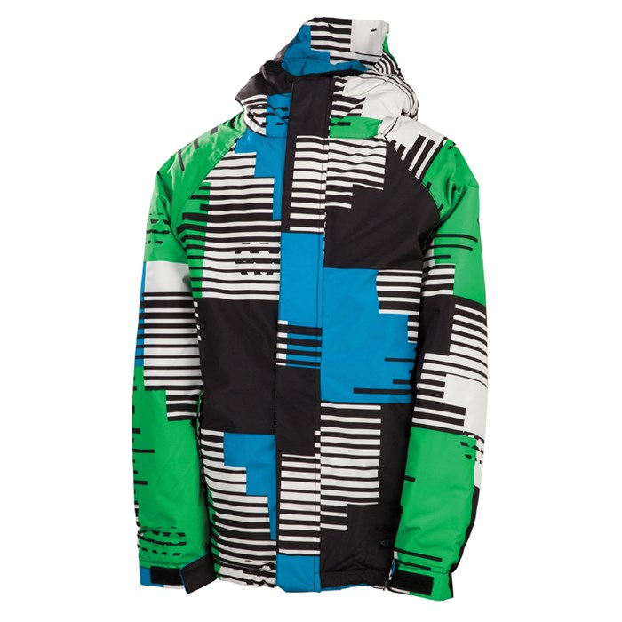 686 - Mannual Stealth Insulated Jacket - Boy's