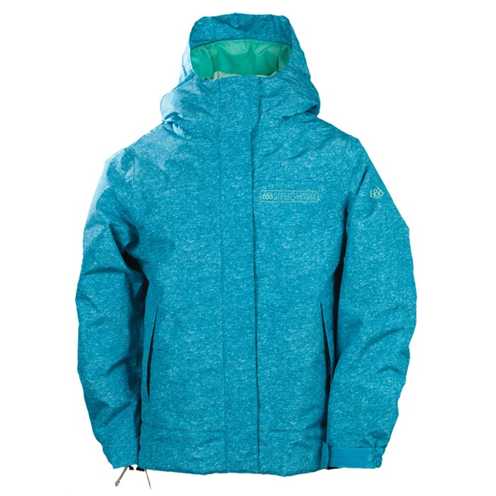 686 - Smarty Ginger Insulated Jacket - Girl's