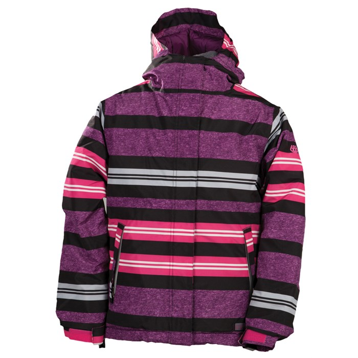686 - Mannual Heather Insulated Jacket - Girl's