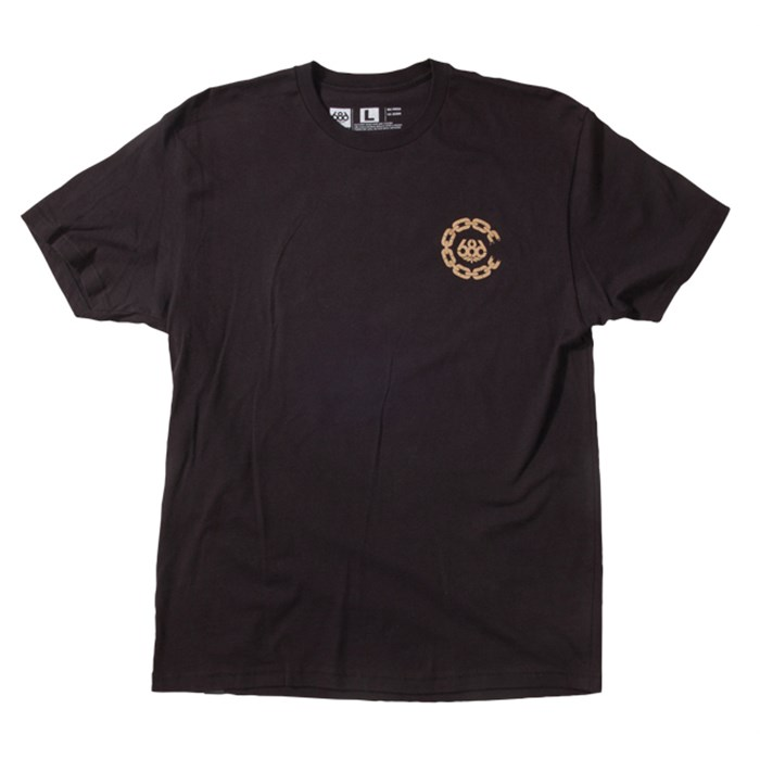 686 - Crooks & Castles Chain T-Shirt