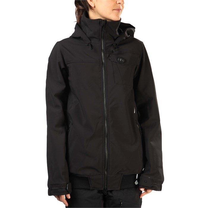 Volcom - Ono Softshell Jacket - Women's
