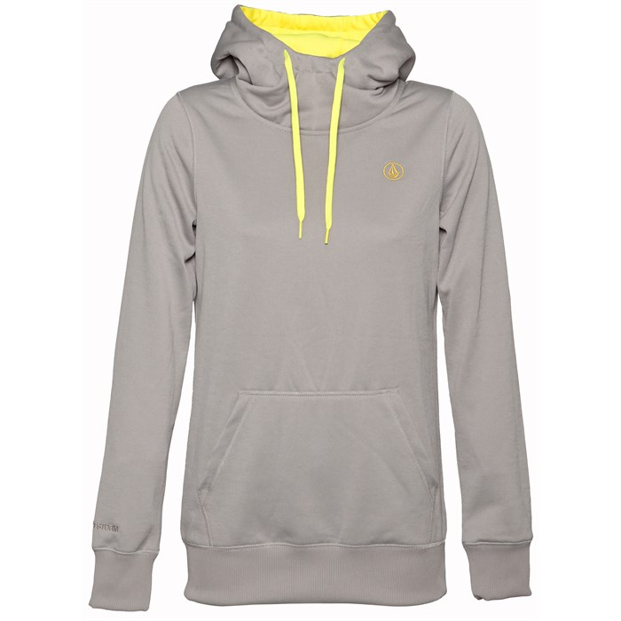 Volcom - Survey Hydro Pullover Hoodie - Women's