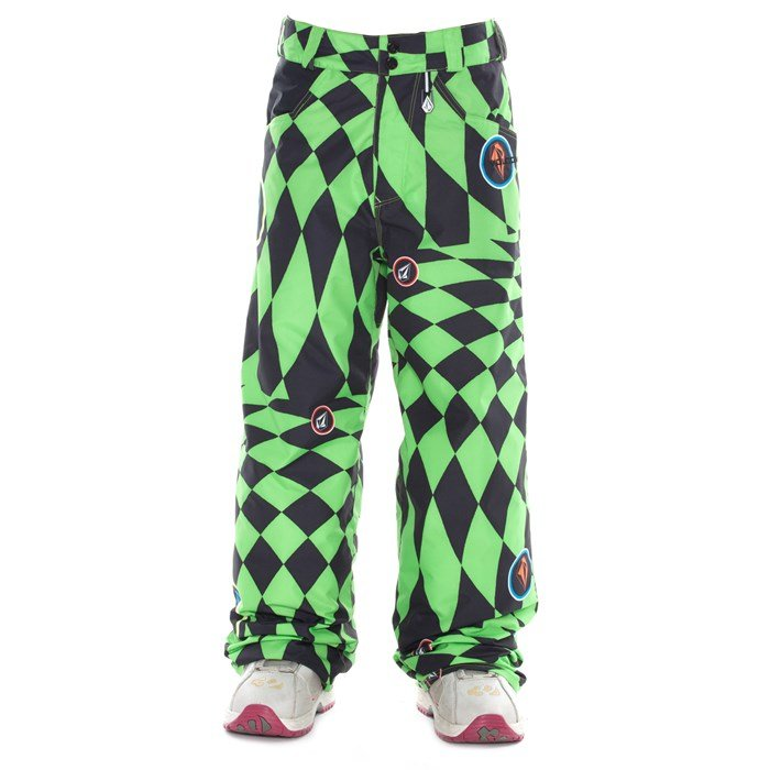 Volcom - Discover Insulated Pants - Boy's