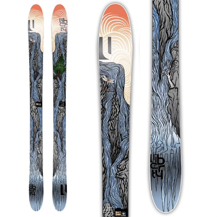 Liberty - Sequence Skis 2014