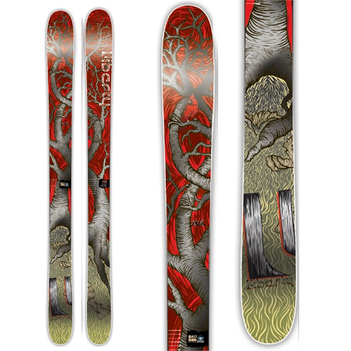 Liberty - Helix Skis 2014
