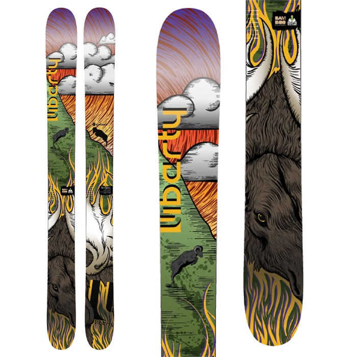 Liberty - Genome Skis 2014
