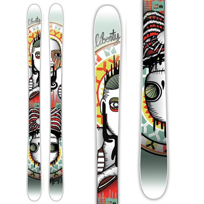 Liberty - Antigen Skis 2014