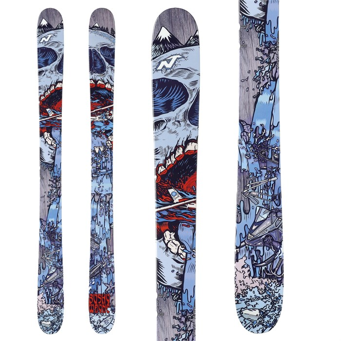 Nordica - Bushy Wayne Skis 2014