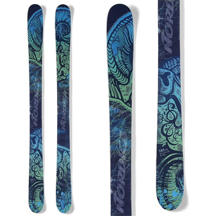 Nordica - Patron Skis 2014