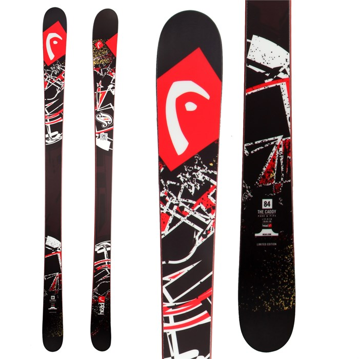 Head - The Caddy Skis 2014