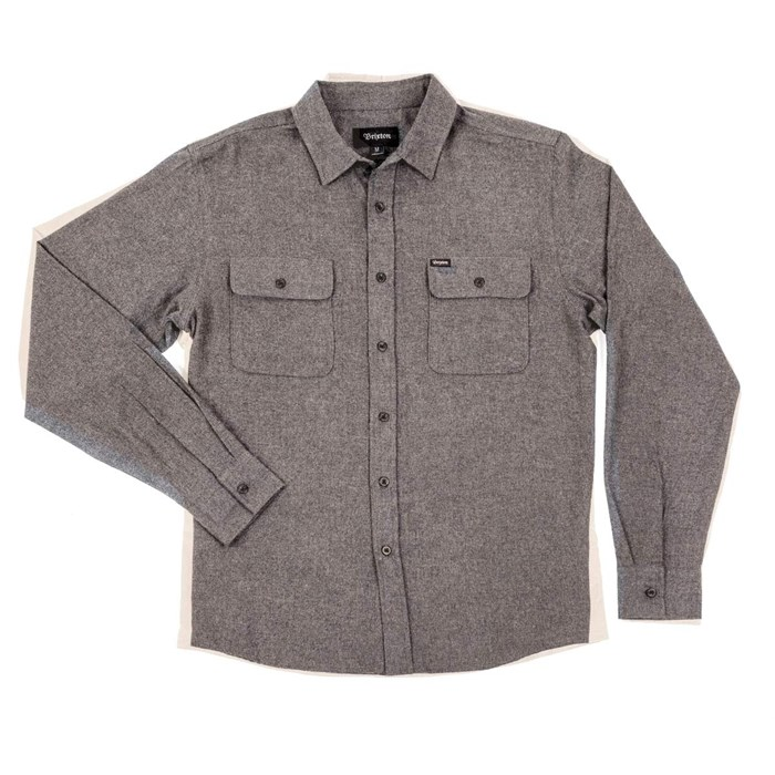 Brixton - Donez Button-Down Flannel Shirt