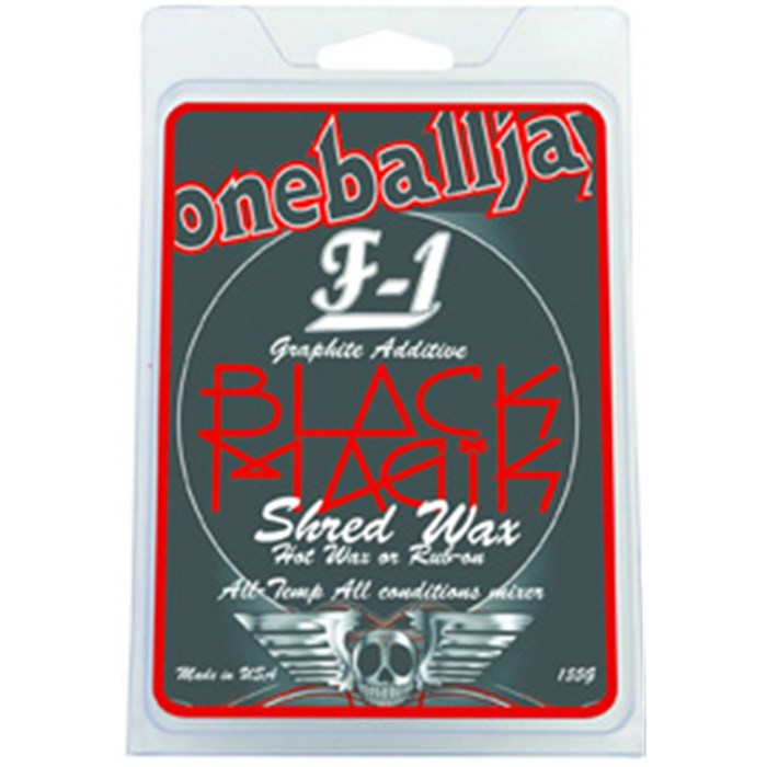 One Ball Jay - F-1 Black Magic Graphite Bar Wax