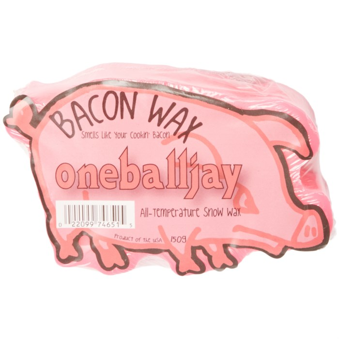 One Ball Jay - Bacon All Temp Wax
