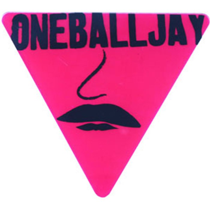 One Ball Jay - Mustache Scraper