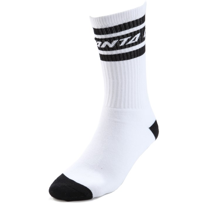 Santa Cruz - Tall Boy 2 Pack Socks