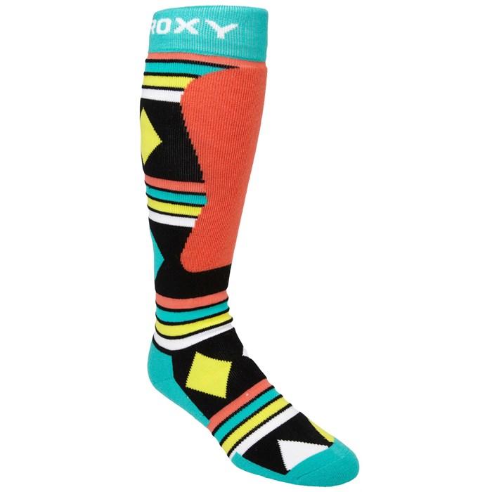 Roxy - Jingle Bells Snow Socks - Women's