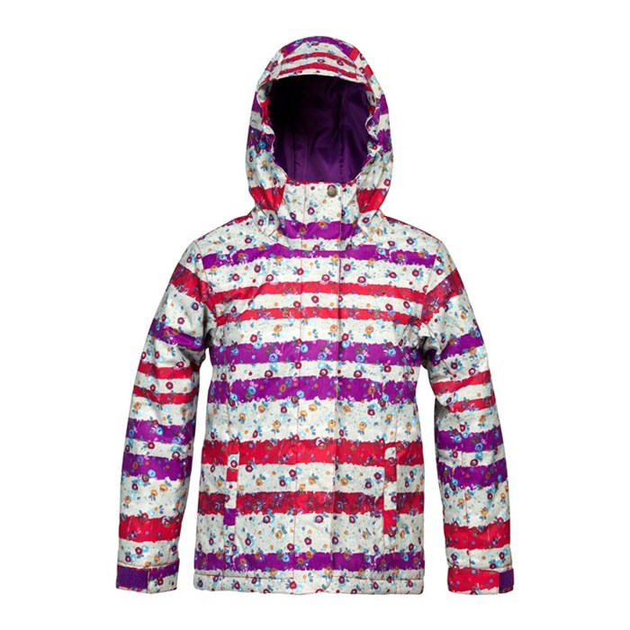 Roxy - American Pie Girl Printed Jacket - Girl's