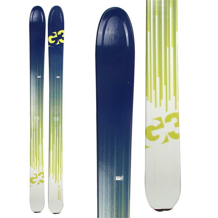 G3 - District 112 Skis 2014