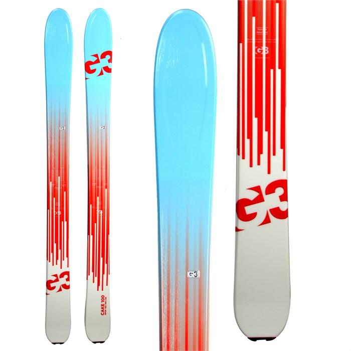 G3 - Cake 100 Skis - Women's 2014