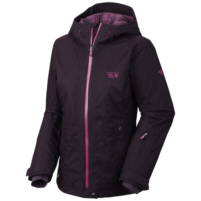 Mountain Hardwear - Turnagain And Again Jacket - Women's