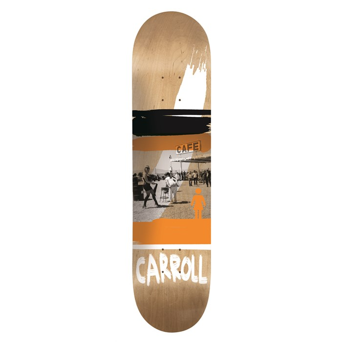 Girl - Carroll Darkroom 8.125 Skateboard Deck