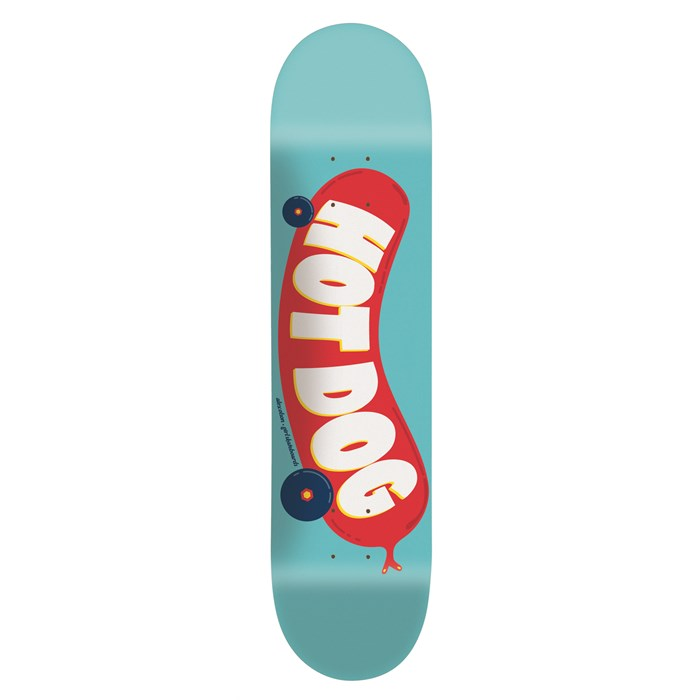 Girl - Olson Hot Dog Skateboard Deck
