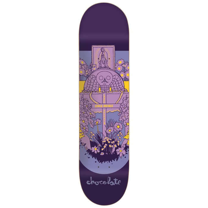 Chocolate - Brenes Tombstone 8.0 Skateboard Deck