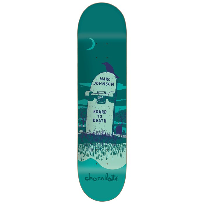 Chocolate - M. Johnson Tombstone Skateboard Deck