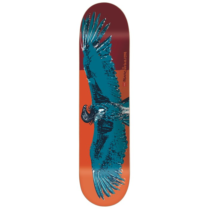 Chocolate - M. Johnson Buzzard 8.125 Skateboard Deck
