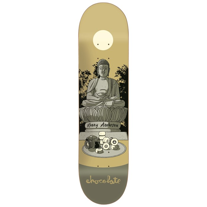 Chocolate - Anderson Tombstone 8.125 Skateboard Deck