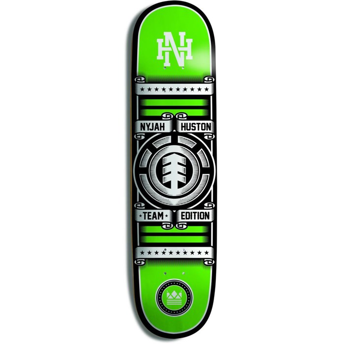 Element - Nyjah Rollin Skateboard Deck
