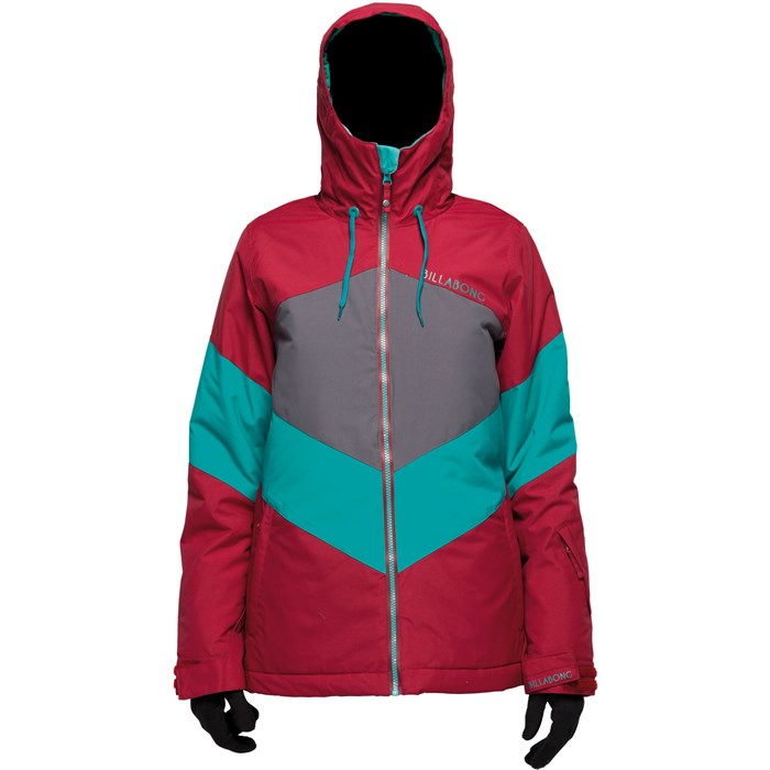 Billabong - Color Jacket - Women's