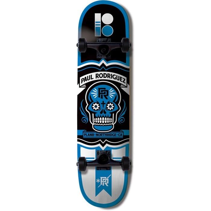 Plan B - Paul Rodriguez Crest 7.5 Skateboard Complete - Kid's