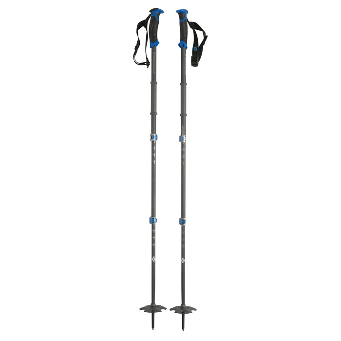 Black Diamond - Expedition Adjustable Ski Poles 2014